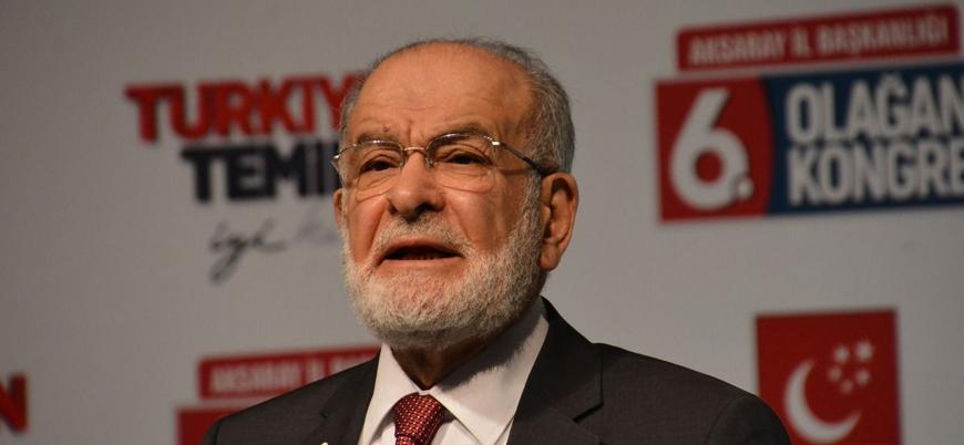 Karamollaoğlu: Kanal İstanbul'u devletin kasasından ödemek haram olur