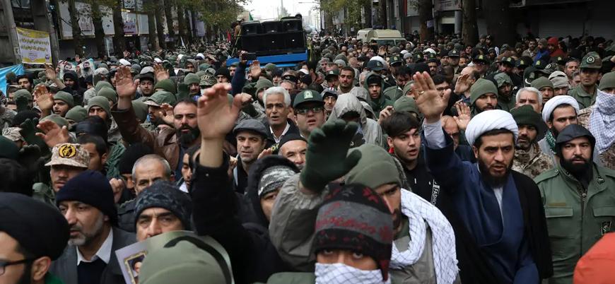 """""""İran'da binlerce kişi keyfi olarak gözaltına alındı"""""""