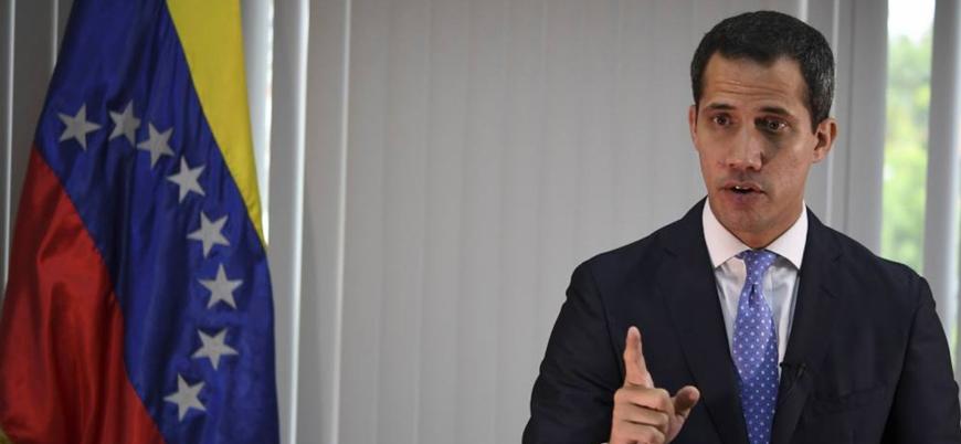 Venezuela lideri Maduro muhalif lider Guaido için tutuklama emri çıkarttı