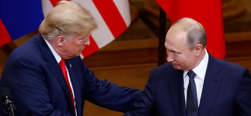 Trump ve Putin Ocak ayında İsrail'de görüşebilir