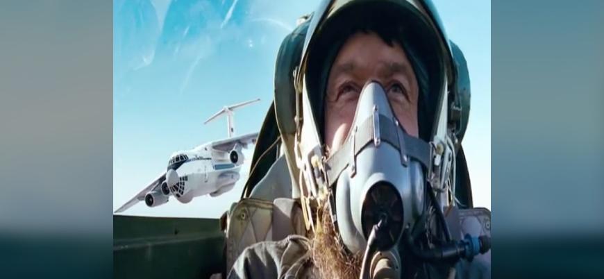 Taliban'ın ilk havacılık başarısı