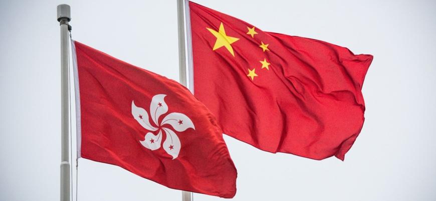 Çin'den Hong Kong yönetimine destek ziyareti