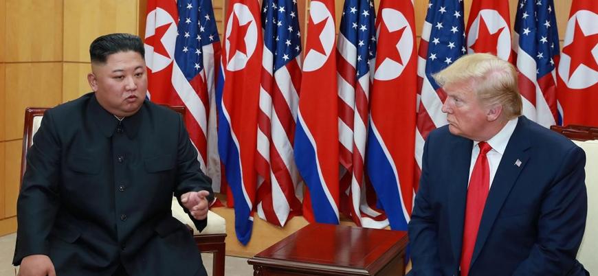 ABD'den Kuzey Kore'ye askeri provokasyon uyarısı