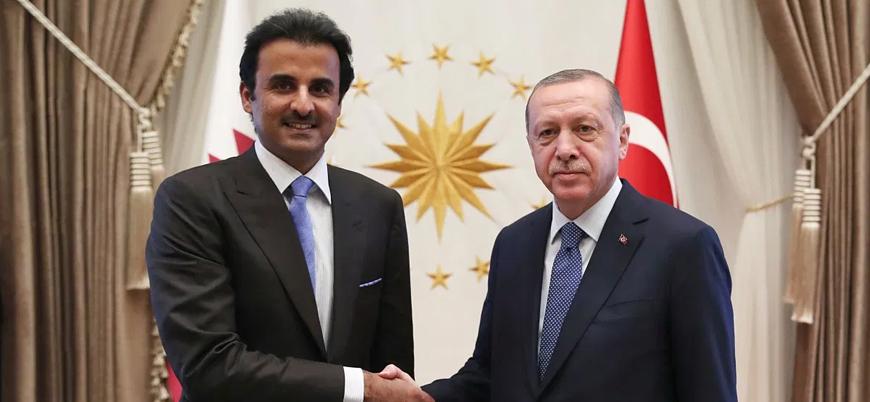 Katar: Türkiye'ye asla sırtımızı dönmeyeceğiz
