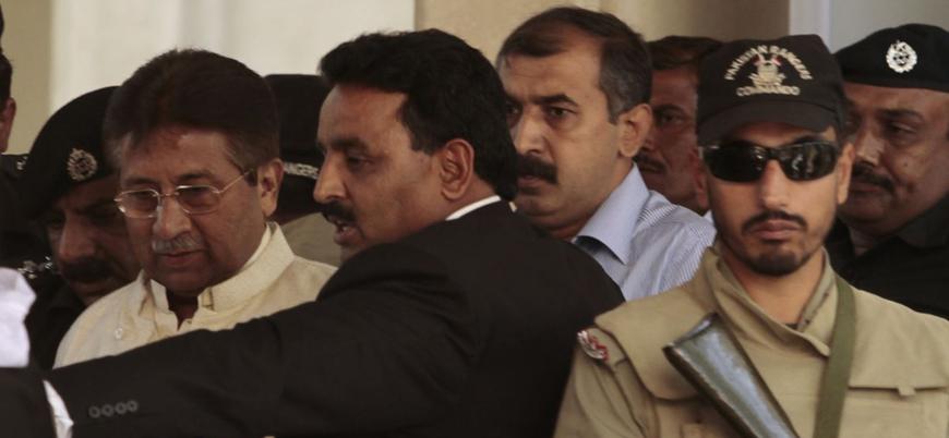 Pakistan eski Cumhurbaşkanı Müşerref idama mahkum edildi