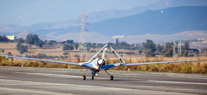 İngiliz basını: Türkiye Kıbrıs'taki gerilimi silahlı İHA'larla körüklüyor