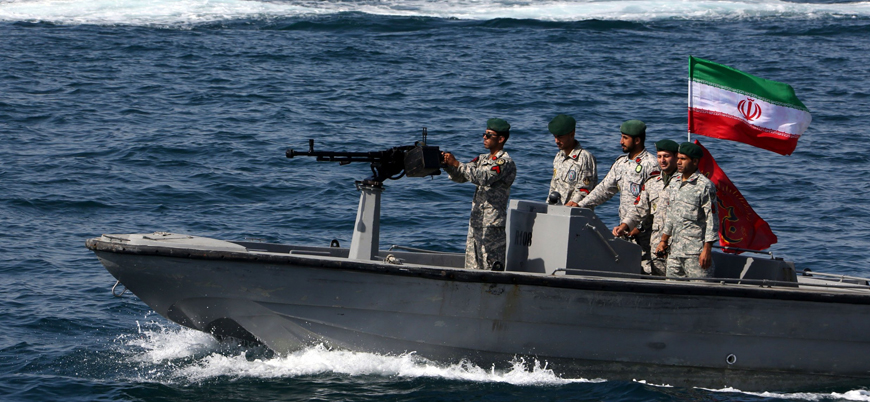 İngiliz Donanma Komutanı: Körfez'deki İran tehdidi devam ediyor
