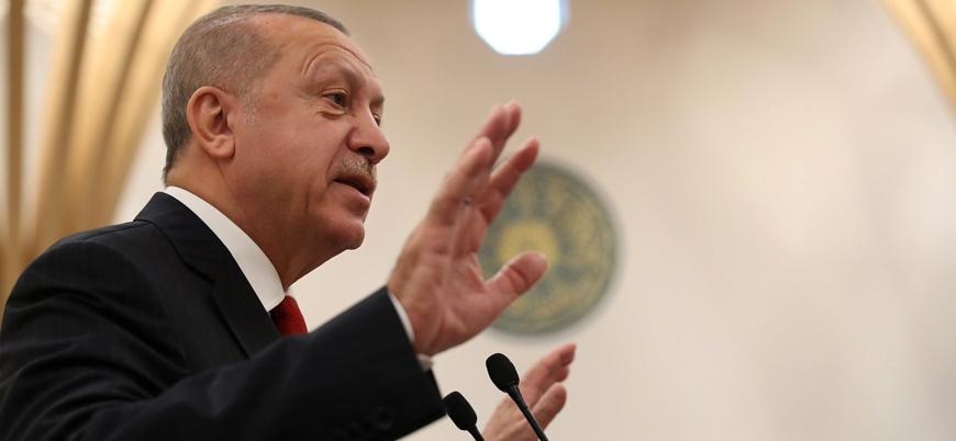 Erdoğan'dan 'Boğazlar'a dair açıklama: Montrö'de bize tanınan hak yok, istedikleri gibi geçiyorlar