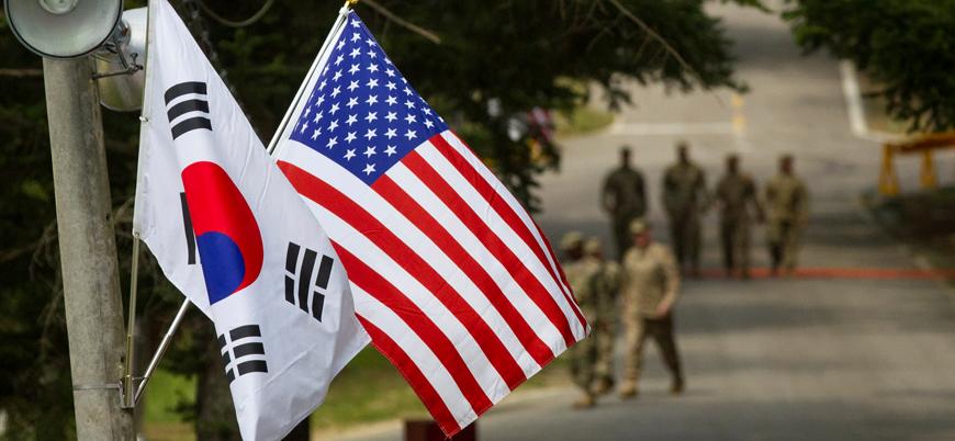 ABD ile Güney Kore savunmaya ayrılacak bütçe konusunda anlaşamadı