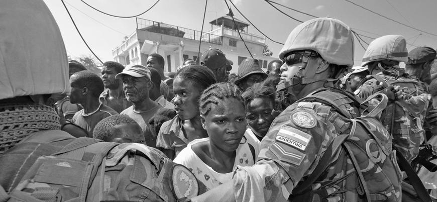 BM askerlerinden Haiti'de kız çocuklarına sistematik cinsel istismar