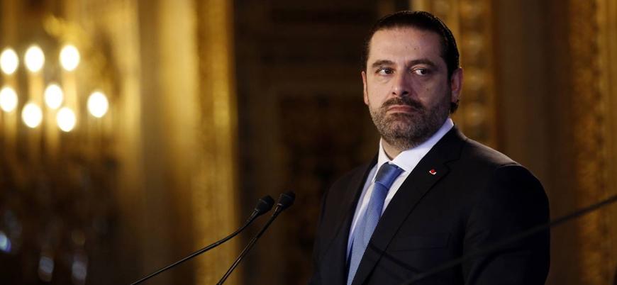 Lübnan'da hükümet krizi: Hariri başbakan adayı olmayacak
