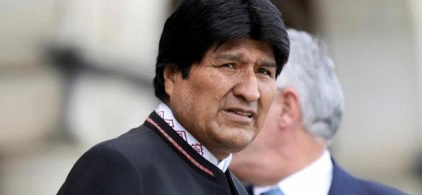 Bolivya'da görevden el çektirilen Morales hakkında yakalama kararı