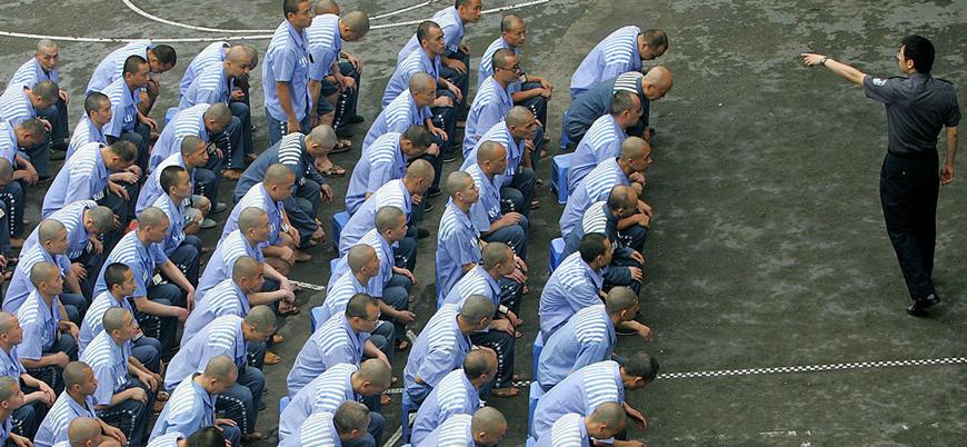 Avrupa'dan Çin'e Uygur politikaları nedeniyle kınama