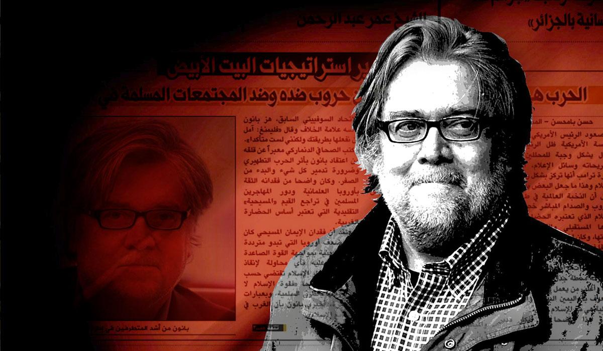 El Kaide, Trump'ın baş danışmanı ile 'aynı fikirde'