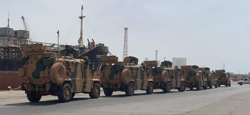 Türkiye Libya'ya doğrudan askeri müdahalede mi bulunacak?