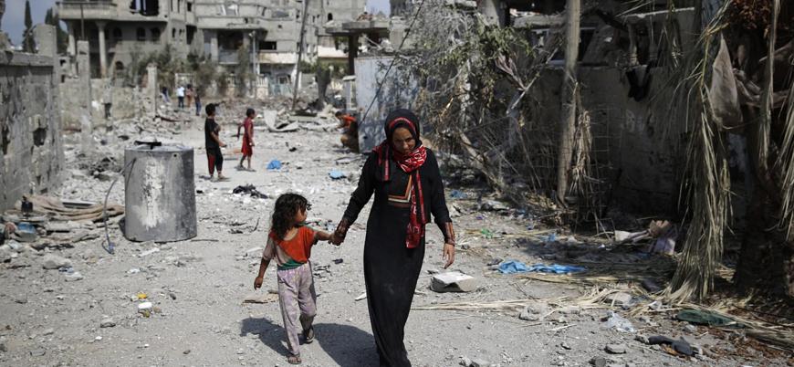 2.4 milyon Filistinli insani yardıma muhtaç halde yaşıyor