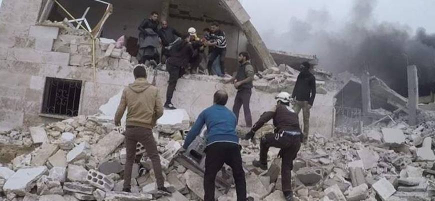 Rusya, İran ve Esed rejimi İdlib'e yönelik kara saldırısını başlattı