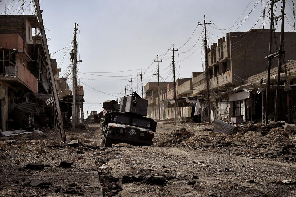 Iraklı komutan: Musul'u bir ayda alacağız