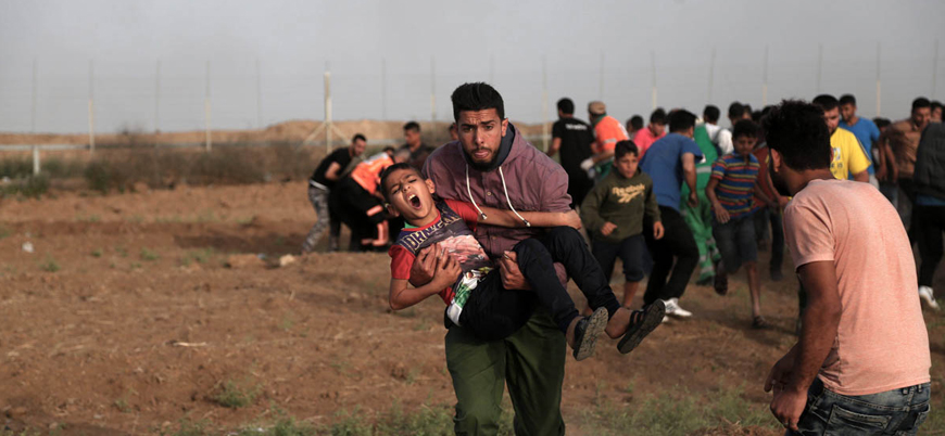 Filistin'de İsrail'in işlediği savaş suçları soruşturulacak