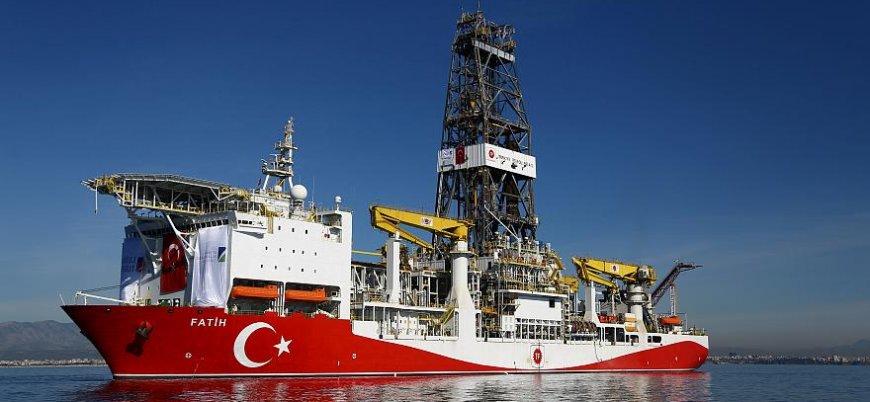 5 ülkeden Doğu Akdeniz'de Türkiye'ye karşı ortak hamle