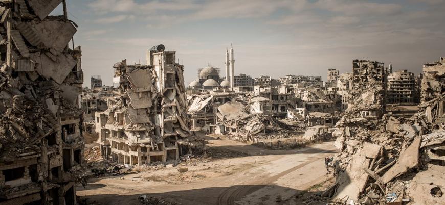 Rusya'nın yerle bir ettiği Halep 3 yıl önce bugün düştü
