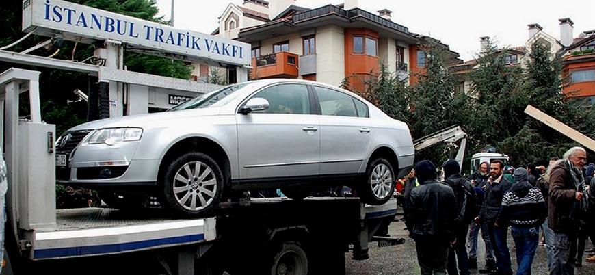 İstanbul Trafik Vakfı artık araç çekemeyecek