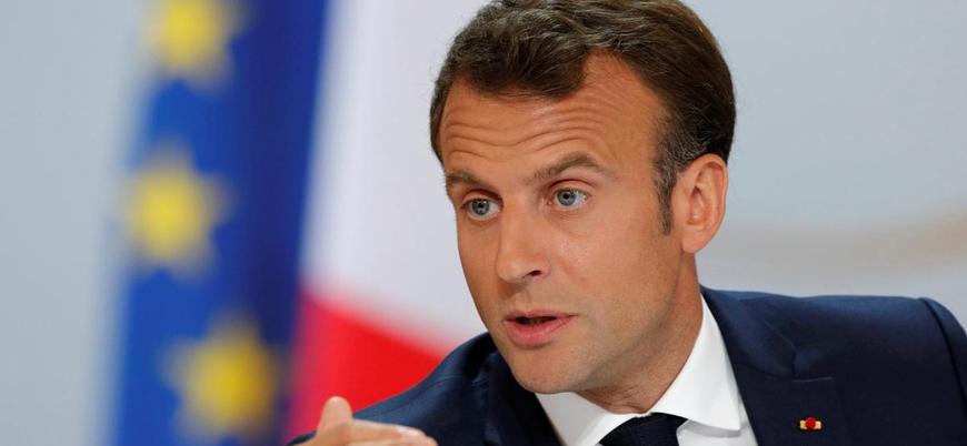 Macron sömürgeci Fransa tarihiyle yüzleşiyor: Ağır bir hataydı