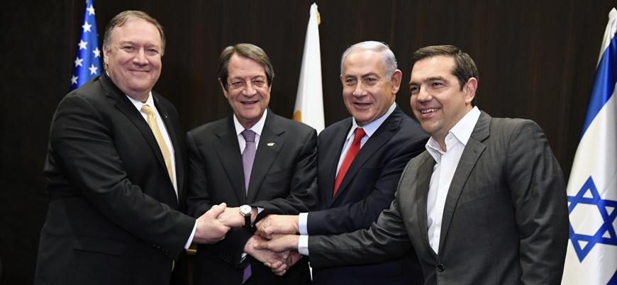 Yunanistan, Güney Kıbrıs ve İsrail 2 Ocak'ta EastMed anlaşmasını imzalayacak