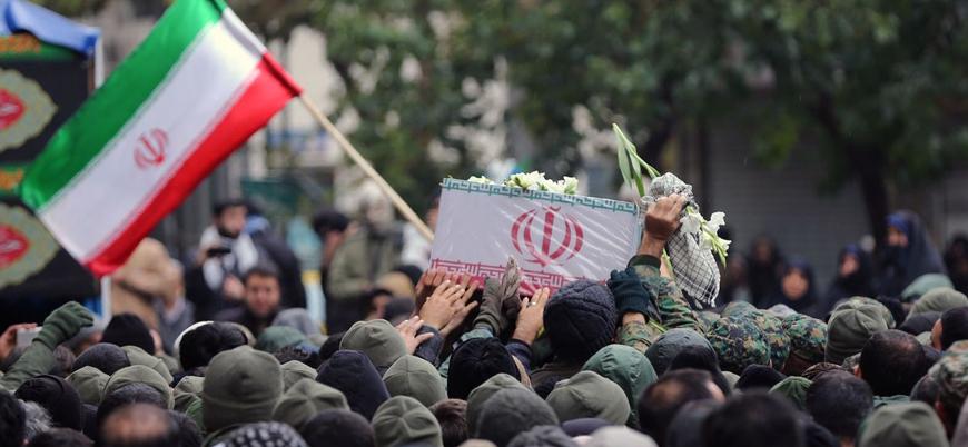 """""""Ne gerekiyorsa yapın"""": İran protestolarında bin 500 kişi öldü"""