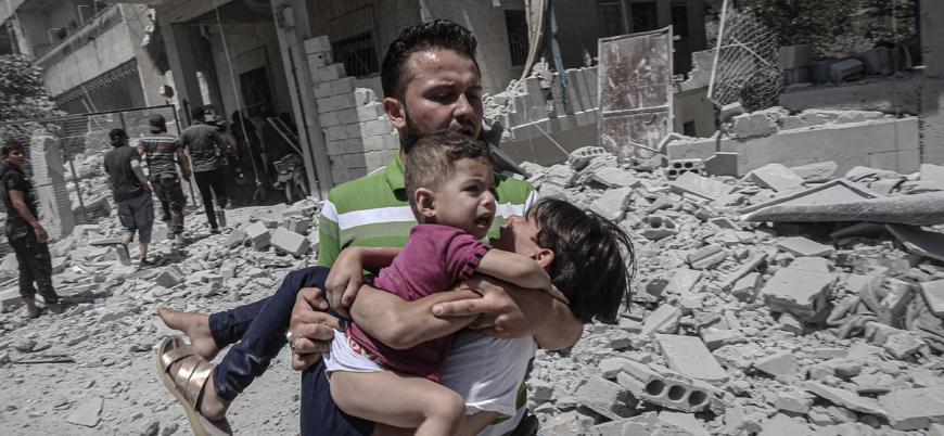 BM: İdlib'de siviller ölmeye devam ediyor