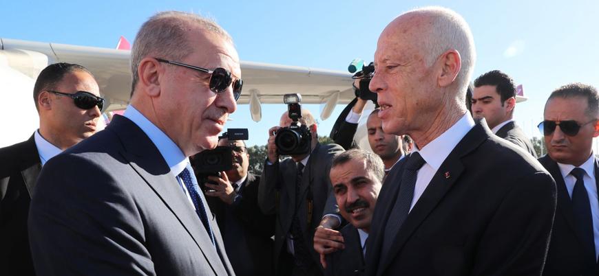 Erdoğan'dan Tunus'a sürpriz ziyaret