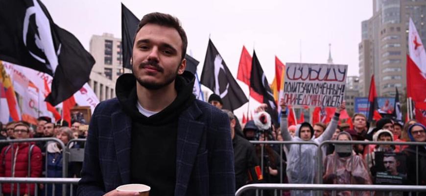 Rus muhalif aktivist Shaveddinov zorla orduya alındı