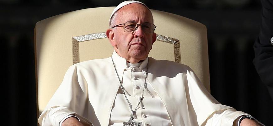 Papa sığınmacı sorununa değindi: Onları yollara döken şey adaletsizlik