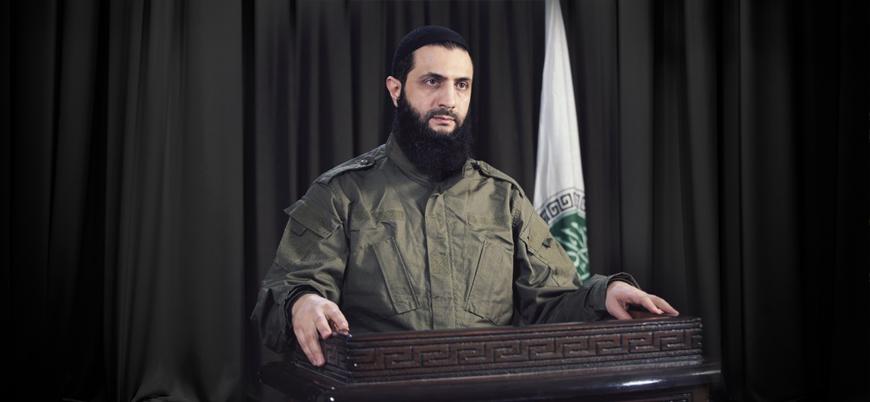HTŞ lideri Cevlani'den Suriye'de son duruma dair açıklamalar