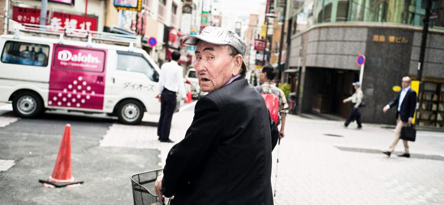 Japonya 'ölüyor': Nüfus bir senede yarım milyon azaldı