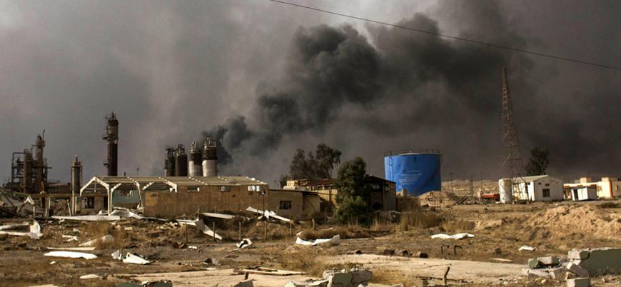 Suriye'de hava saldırısında 5 İran yanlısı milis öldü