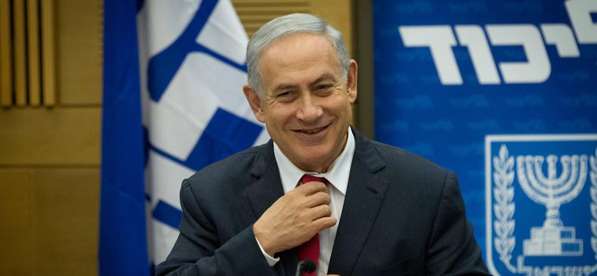 Netanyahu yeniden Likud'un başkanlığına seçildi