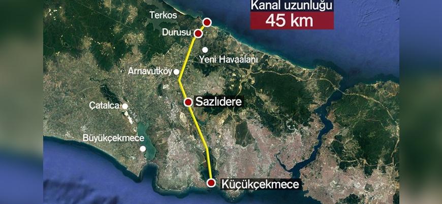 Cumhurbaşkanlığı'ndan Kanal İstanbul ile ilgili 11 iddiaya yanıt