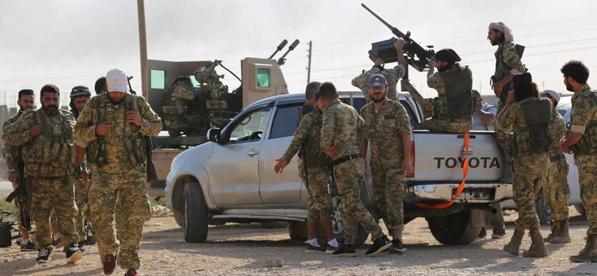 """""""Türkiye Suriyeli muhalifleri Libya'ya konuşlandıracak"""""""