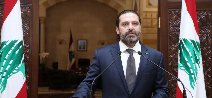 Hariri Lübnan'da Hizbullah destekli yeni hükümeti kabul etmeyeceğini açıkladı