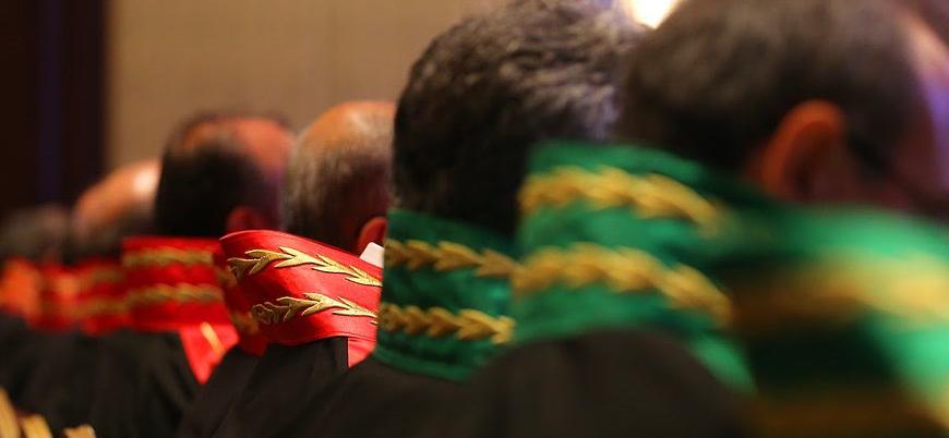 18 hakim ve savcı 'FETÖ'den açığa alındı