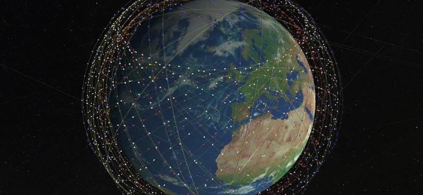 2020'de uzaya 12 bin uydu fırlatılacak