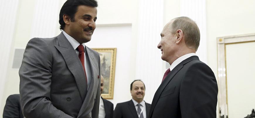 Rusya ve Katar arasında vize muafiyeti anlaşması