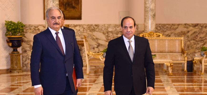 Sisi'nin Mısır'ı Libya'ya askeri müdahalede mi bulunacak?