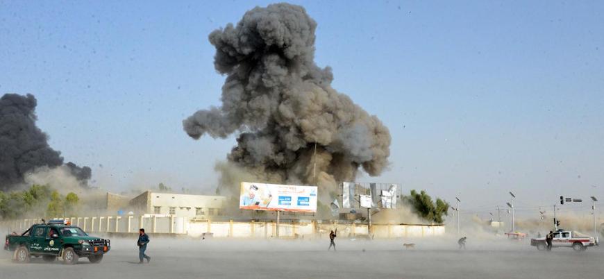 Taliban'dan Afganistan'da askeri üsse 'tünel bombalı' saldırı: 26 ölü
