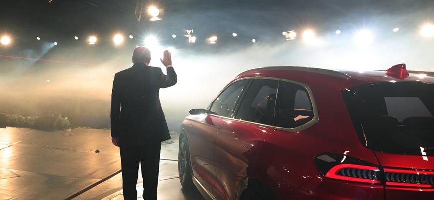 """Yerli otomobil dünya basınında: """"Erdoğan Tesla'ya meydan okumayı umuyor"""""""