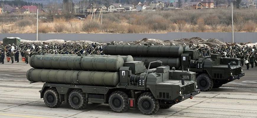 Rusya S-500 hava savunma sistemini denemeye başlıyor
