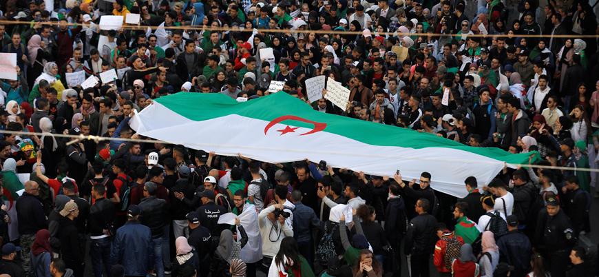 Cezayir'de yeni başbakan belli oldu