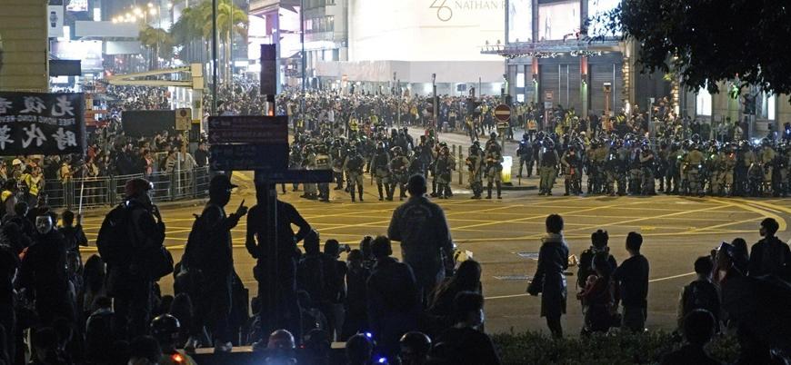 Hong Kong'da gösteriler 7'nci ayında: Tansiyon düşmüyor