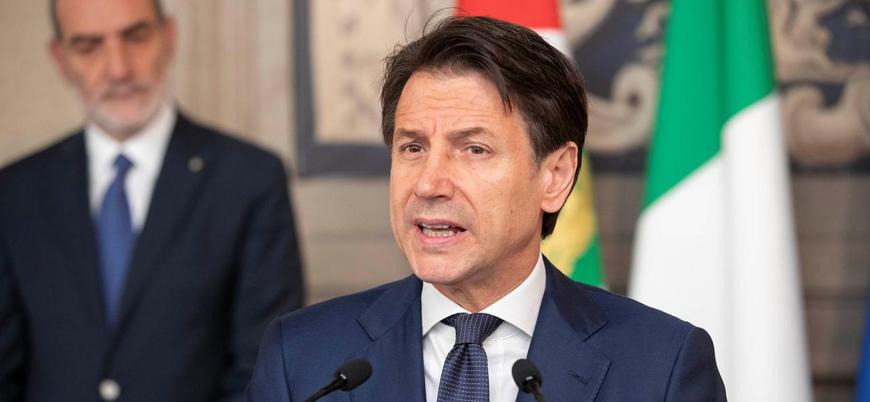 İtalya Başbakanı Conte: Türkiye Libya'ya askeri müdahaleden kaçınmalı